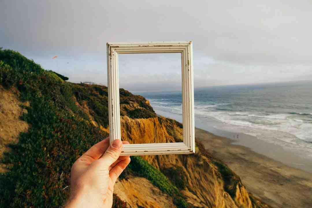 Comment ecrire sur une photo