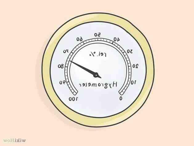 Comment tester un hygromètre