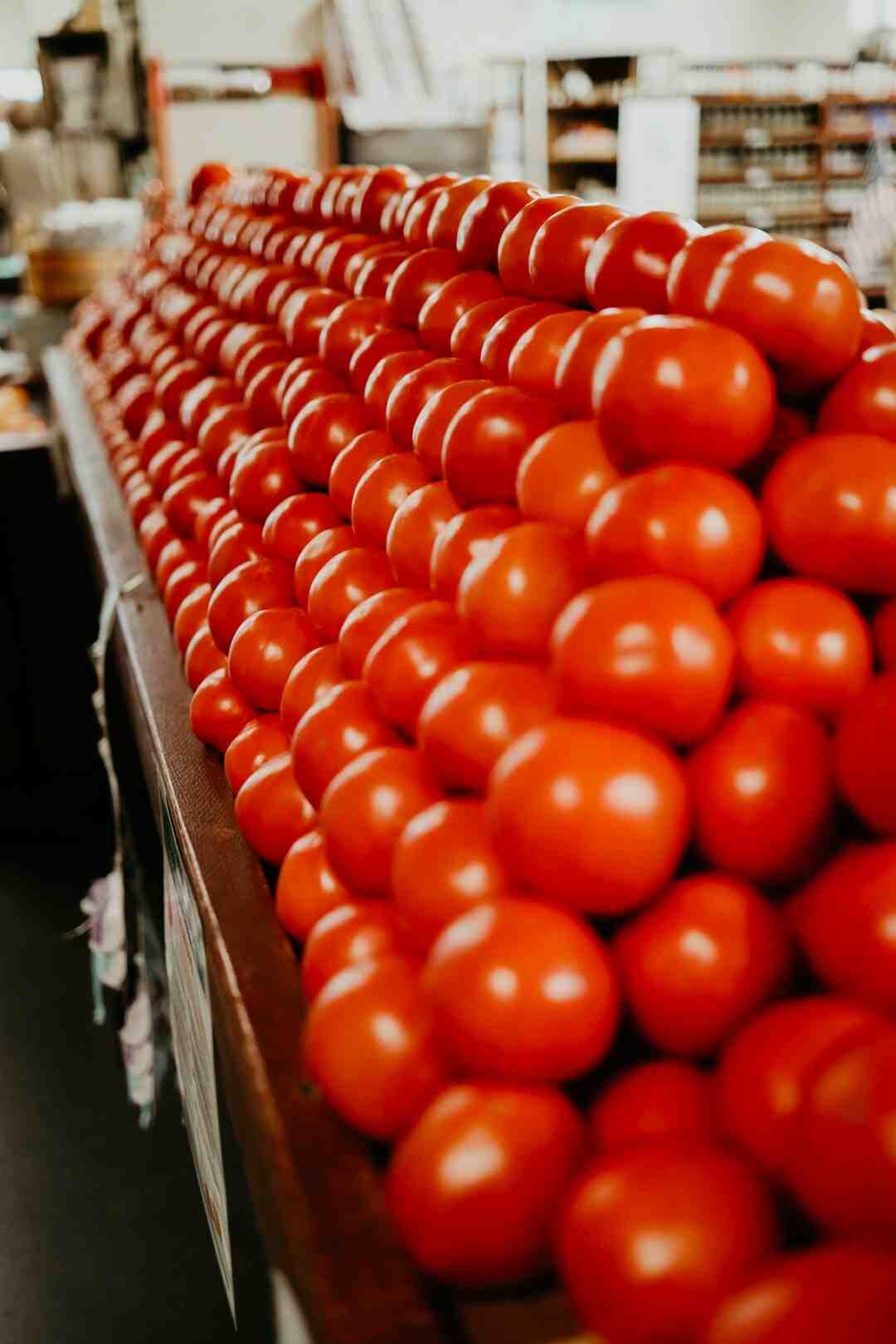 Comment apporter du calcium aux tomates