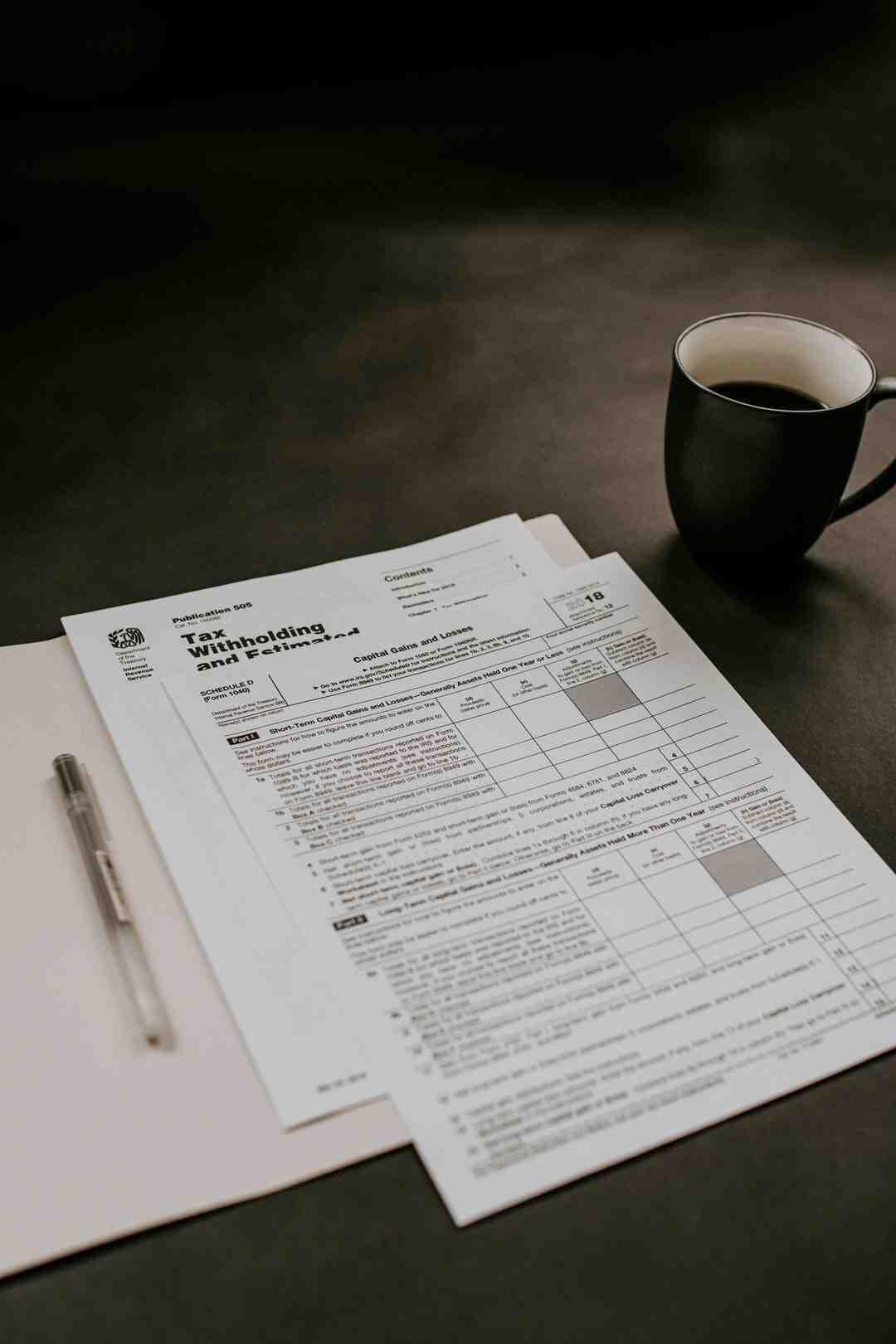 Comment calculer taxe fonciere